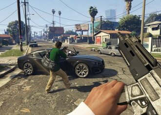 Grand Theft Auto V All Dlc [Freeboot]