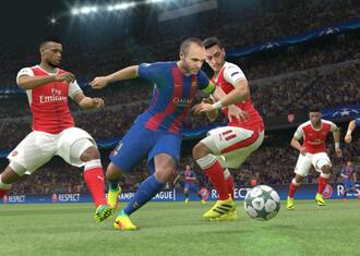 Pro Evolution Soccer 2015 [God / Rus] [Freeboot]