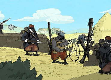 Valiant Hearts: The Great War [Xbla/Russound]