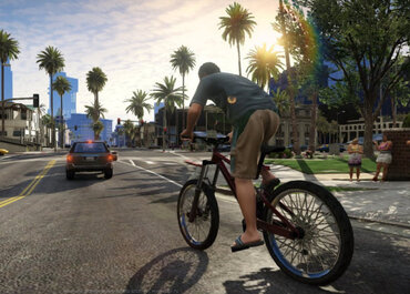 Grand Theft Auto V [Region Free/Rus] (Lt+ 2.0)